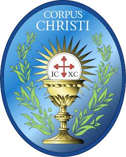 Monición de entrada para la Misa de la Solemnidad del Cuerpo y la Sangre de Cristo.