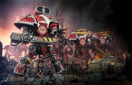 Día variado en Warhammer Community: Resumen