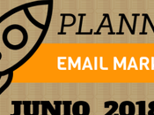 Organiza Plan Email Marketing para Junio