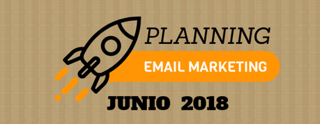 Organiza tu Plan de Email Marketing para el mes de Junio