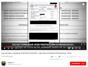 ¿Juan de Dios Pantoja y Kimberly Loaiza están casados?