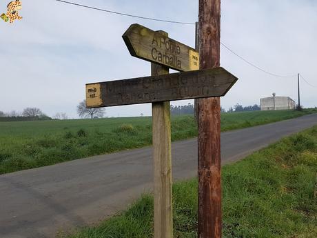 Ruta da Fraga aos Muíños (PR-G 117) - Visantoña (Mesía)