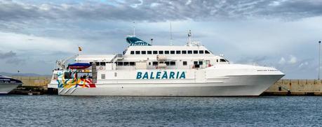 catamaran ibiza formentera