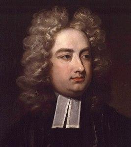 """Los viajes de Gulliver"", de Jonathan Swift"