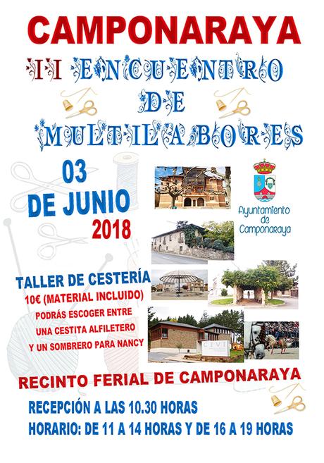 Planes en Ponferrada y el Bierzo para el fin de semana. 1 al 3 de junio 2018