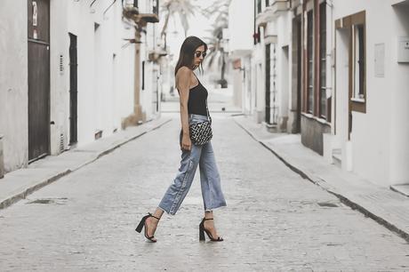 Body Asimétrico - ¿como combinarlo con jeans de botones?