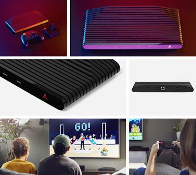 La retrofuturista Atari VCS arrasa en Indiegogo y será una realidad en 2019