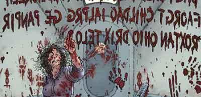 Nameless un cómic de Gran Morrison inspirado en H.P. Lovecraft