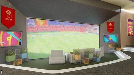 La BBC ofrecerá partidos del mundial en Realidad Virtual
