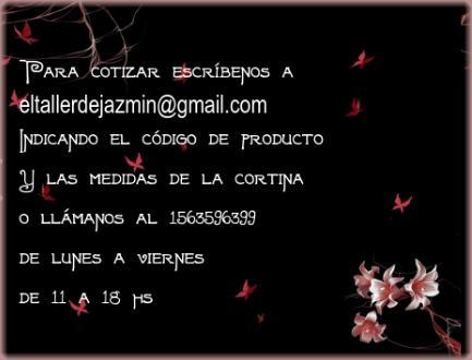 Catálogo de visillos y cortinas