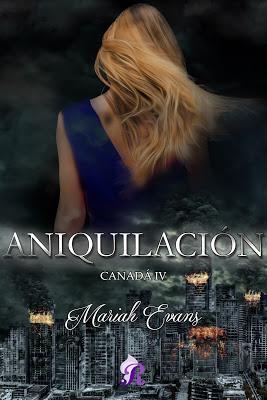 Reseña | Aniquilación, Mariah Evans