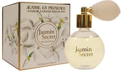 "El Perfume del Mes – ""Jasmin Secret"" de JEANNE EN PROVENCE"