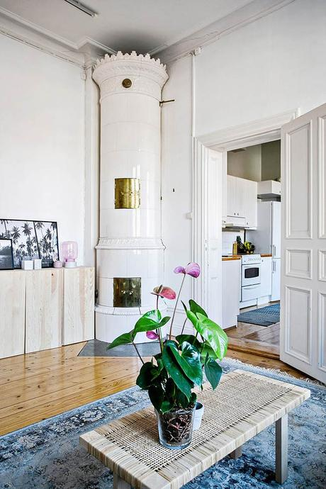 HOME TOUR: un loft práctico y muy acogedor