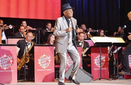 Tras 70 años cantando y bailando, fallece merenguero Joseíto Mateo.