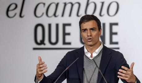 España abre página inaudita y de esperanza con elección de Sánchez como presidente.