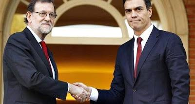 La España ingobernable.