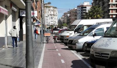 Foto denuncia Valencia «Guarros».