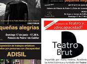 "Jornadas Arte Diversidad 2Gente Festeamos"" Cuéllar, manu medina"
