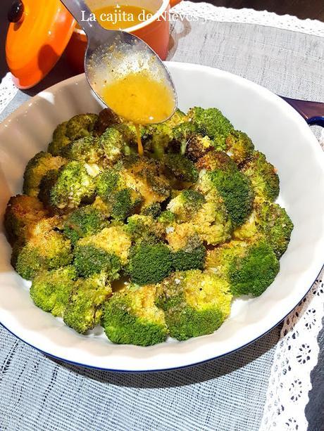 Brócoli Piri Piri