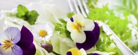 Consejos para consumir flores comestibles