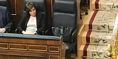 Rajoy y el bolso maravilloso