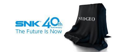 SNK entra en el mercado de las mini consolas con la Neo Geo Mini