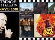 "Estrenos Semana Mayo 2018 Podcast 4x35 Perfil Hitchcock"""
