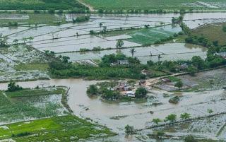 Informe preliminar de daños por tormenta Alberto en Villa Clara [+ videos]