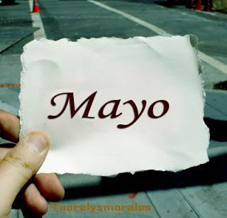 Este Mayo pareció llorar el cielo