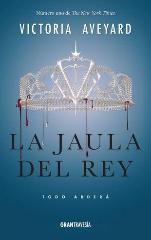 Reseña #155 | La Jaula del Rey - Victoria Aveyard