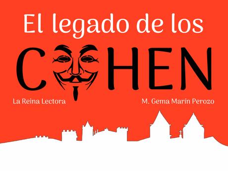 Reseña: El legado de los Cohen - M. Gema Marín