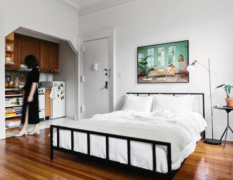 Mini piso en Nueva York: Vivir en 16 m2