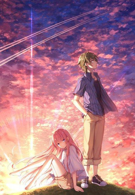 La novela ligera Girly Air Force tendrá una adaptacion a Anime