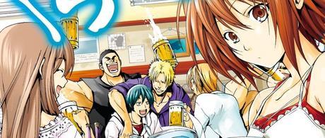Segundo video promocional y fecha de estreno para el anime Grand Blue