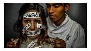 """El punto"""" J"""" de la violencia en la sociedad."""