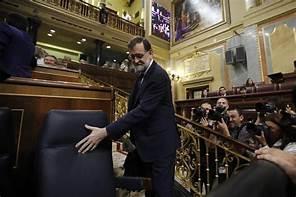 Implicaciones de la salida de Rajoy del gobierno español para Venezuela: El que se mete con el chavismo se seca.