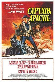 CAPITÁN APACHE (Captain Apache) (Gran Bretaña (Ahora Reino Unido (U.K.)) Western, Intriga