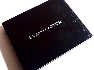 Paleta de sombras | Glam Factor