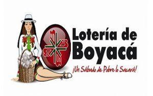 Lotería de Boyacá sábado 2 de junio de 2018 sorteo 4218