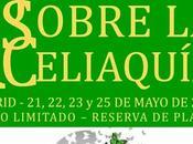 jornada sobre celiaquía organizada celiacoteca, mayo 2018