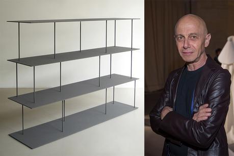 Designer Martin Szekely.