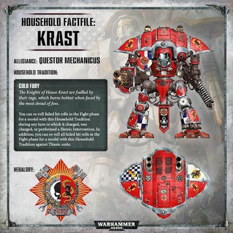 Tradiciones de las Casas Mortan y Krast