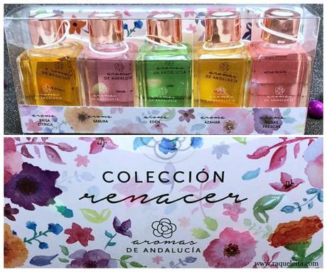 Inundando las Estancias de mi Casa con Los Aires de Primavera de Aromas de Andalucía