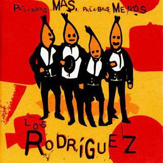 Vinilografía | Los Rodríguez