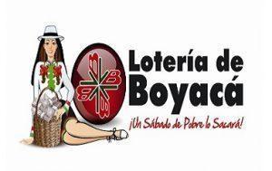 Lotería de Boyacá sábado 2 de junio 2018 sorteo 4218
