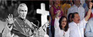 Anticristo daniel ortega y rosario murillo Nicaragua