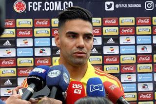 Falcao García dijo el jueves que confía en que finalmente podrá cumplir con un sueño