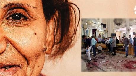 Milagrosamente Mujer Cristiana Sobrevive En Egipto Luego De Brutal Atentado A Iglesia