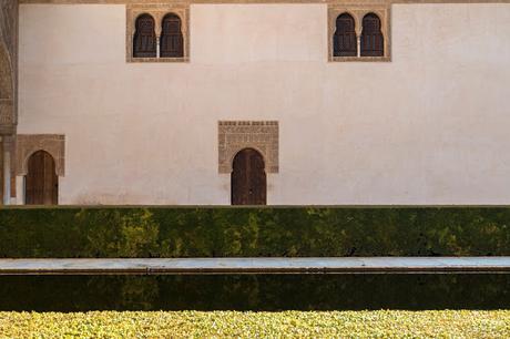 Granada, ahí seguías después de tanto tiempo