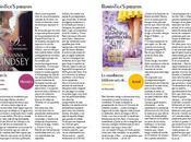 Articulazo sobre nueva novela revista Romántica's